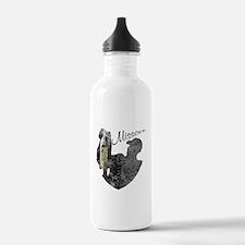Missouri Fishing Water Bottle