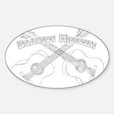 Branson Guitars Decal