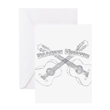 Branson Guitars Greeting Card