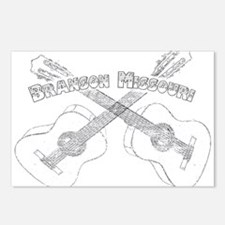 Branson Guitars Postcards (Package of 8)