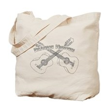 Branson Guitars Tote Bag