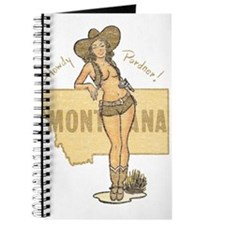Faded Montana Pinup Journal