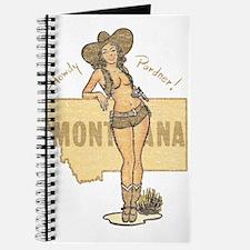Faded Montana Pinup Journal