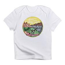Montana Vintage State Flag Infant T-Shirt