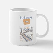 Dear Old Montana Mug