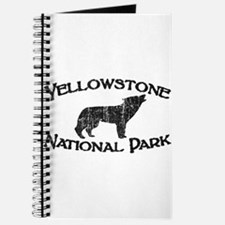 Yellowstone Wolf Journal