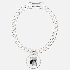 Hello Nursing School Charm Bracelet, One Charm