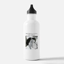Hello Nursing School Water Bottle