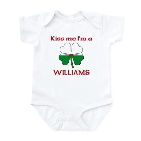 Williams Family Infant Bodysuit