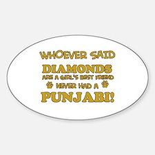 Punjabi Cat breed designs Decal