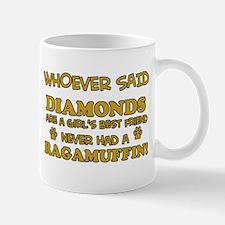 Ragamuffin Cat breed designs Mug