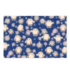 We're not fat, just Adipose Postcards (Package of