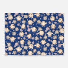 We're not fat, just Adipose 5'x7'Area Rug