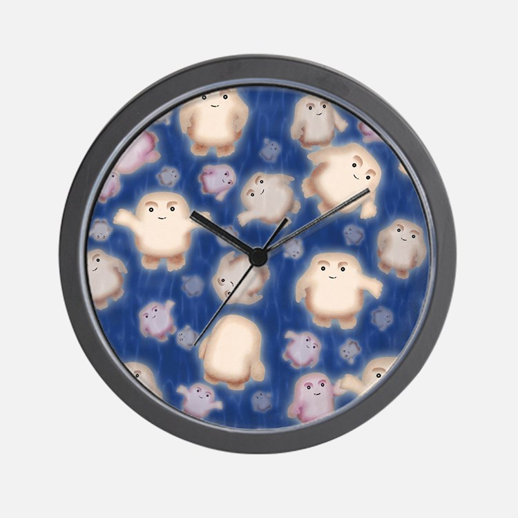 We're not fat, just Adipose Wall Clock