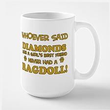 Ragdoll Cat breed designs Mug