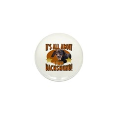 Dachshund Lover Mini Button (100 pack)