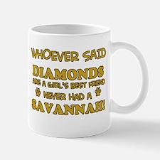Savannah Cat breed designs Mug