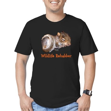 Baby Squirrel Rehab T-Shirt