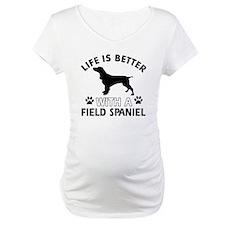Field Spaniel dog gear Shirt