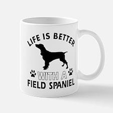 Field Spaniel dog gear Mug