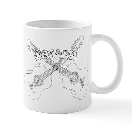 Nevada Guitars Mug