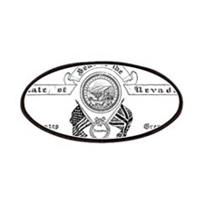 Nevada Crest Patches