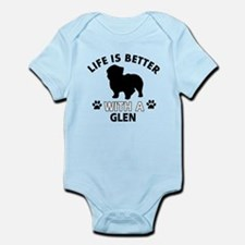 Glen dog gear Infant Bodysuit