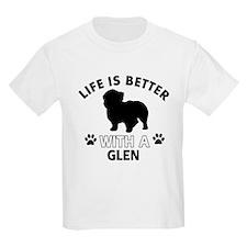 Glen dog gear T-Shirt
