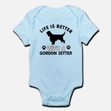 Gordon Setter dog gear Onesie