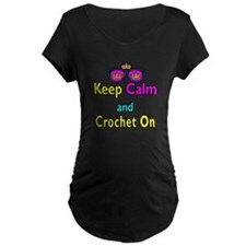 Crown Sunglasses Keep Calm And Crochet On Maternit