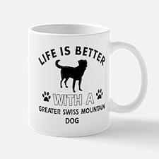 Greater Swiss Mountain Dog dog gear Mug