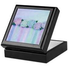 Hydrangea Dreams Keepsake Box