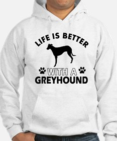Greyhound dog gear Hoodie