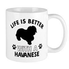 Havanese dog gear Mug