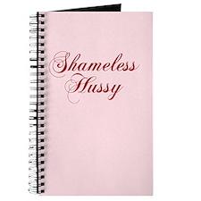 Shameless Hussy Journal
