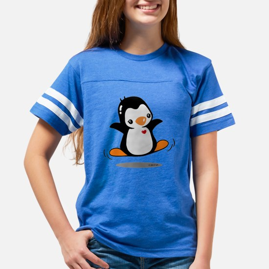 Happy Penguin (2) Youth Football Shirt