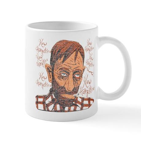 New Hampshire Old Man Mug