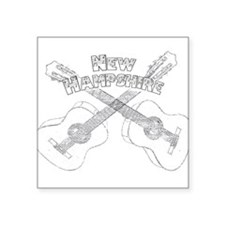 New Hampshire Guitars Sticker