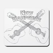 New Hampshire Guitars Mousepad