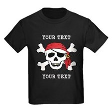 PERSONALIZE Funny Pirate T