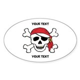 Pirates Bumper Stickers