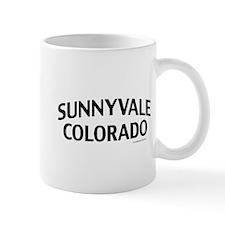 Sunnyvale Colorado Small Mug