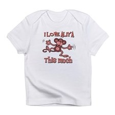 I love Aliya Infant T-Shirt