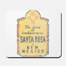 Faded Santa Rosa NM Mousepad