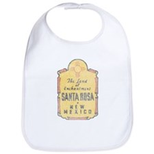 Faded Santa Rosa NM Bib