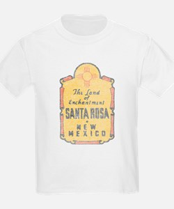 Faded Santa Rosa NM T-Shirt