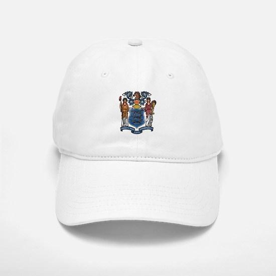 New Jersey State Flag Baseball Baseball Baseball Cap