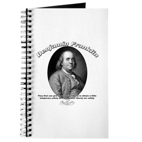 Benjamin Franklin 02 Journal
