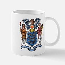 New Jersey State Flag Mug