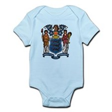 New Jersey State Flag Body Suit